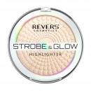 Revers Strobe & Glow Highlighter - 03 Champagne