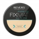 Revers FIX MAT Mattifying Pressed Powder - 01