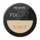 Revers FIX MAT Mattifying Pressed Powder - 04