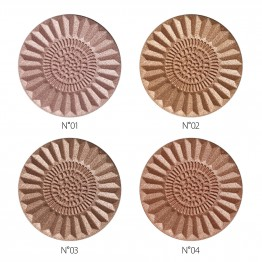 Revers Bronze & Shimmer Bronzing Powder - 01