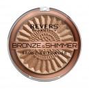 Revers Bronze & Shimmer Bronzing Powder - 02