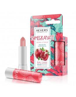 Revers Aroma Lip Balm - Pomegranate