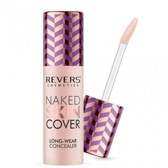 Revers Naked Skin Cover Concealer - No 04