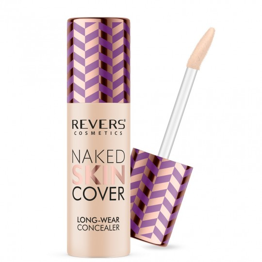 Revers Naked Skin Cover Concealer - No 06