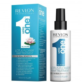 Revlon UniqOne Hair Treatment Spray Mask - Lotus Flower