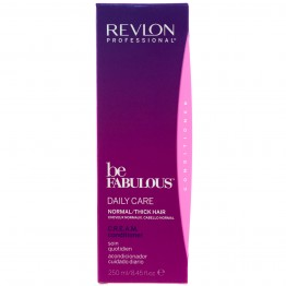 Revlon Be Fabulous Daily Care Cream Conditioner for Normal/Thick Hair (250ml)