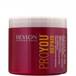 Revlon PRO YOU Care Repair Treatment Hair Mask for Damaged Hair (500ml)