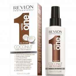 Revlon UniqOne Hair Treatment Spray Mask - Coconut