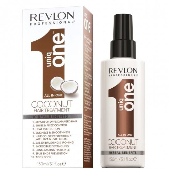 Revlon UniqOne Hair Treatment Spray Mask - Coconut