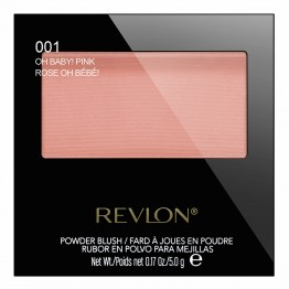 Revlon Powder Blush - 001 Oh Baby! Pink