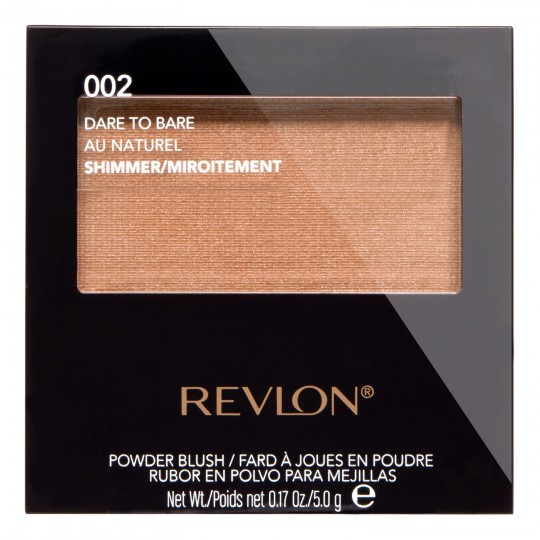 Revlon Powder Blush - 002 Dare to Bare