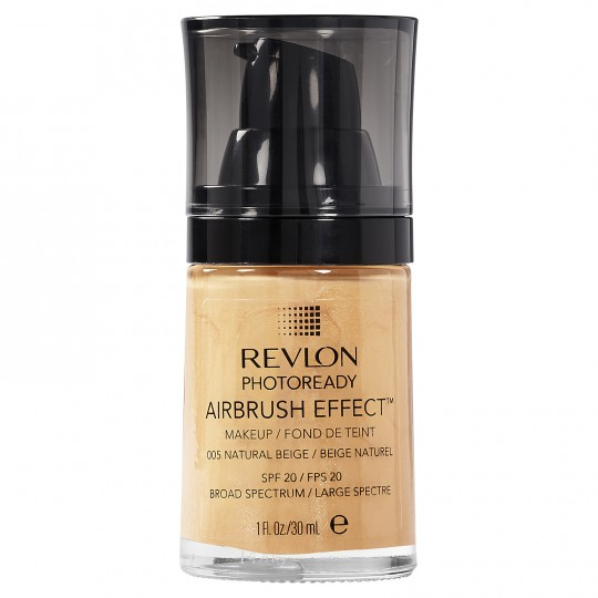 Revlon Photoready Airbrush Effect Makeup - 005 Natural Beige