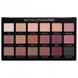Revolution PRO Regeneration Eyeshadow Palette - Unleashed
