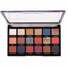 Revolution PRO Regeneration Eyeshadow Palette - Trends Azure