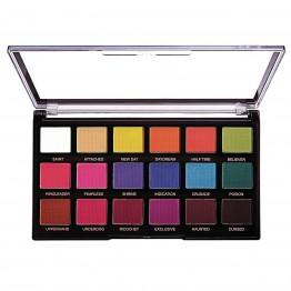 Revolution PRO Regeneration Eyeshadow Palette - Trends Mischief Mattes