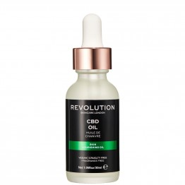 Revolution Skincare Nourishing Oil - CBD Oil