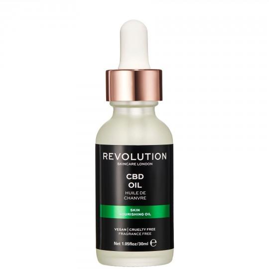 Revolution Skincare Nourishing Oil - CBD Oil