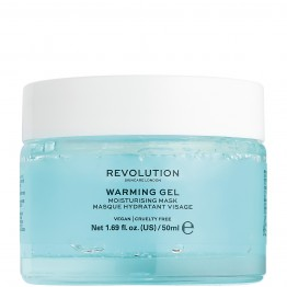 Revolution Skincare Warming Gel Moisturising Face Mask