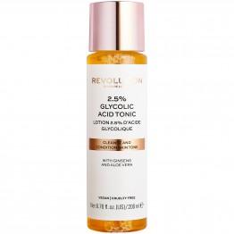Revolution Skincare 2.5% Glycolic Acid Tonic