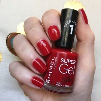 Rimmel Super Gel Nail Polish - 042 Rock n Roll