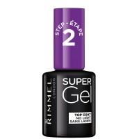 Rimmel Super Gel Top Coat - Clear