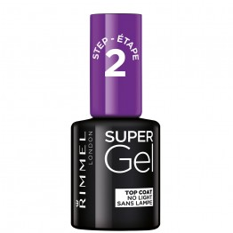 Rimmel Super Gel Top Coat - Clear