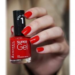 Rimmel Super Gel Nail Polish - 045 Flamenco Beach