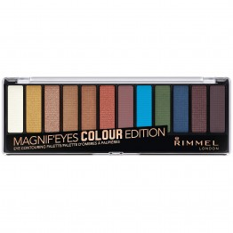 Rimmel Magnif'Eyes Eyeshadow Palette - 004 Colour Edition
