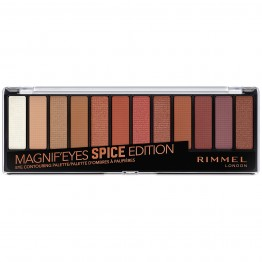 Rimmel Magnif'Eyes Eyeshadow Palette - 005 Spice Edition