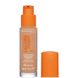 Rimmel Lasting Radiance Foundation - 103 True Ivory