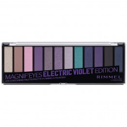 Rimmel Magnif'Eyes Eyeshadow Palette - 008 Electric Violet Edition
