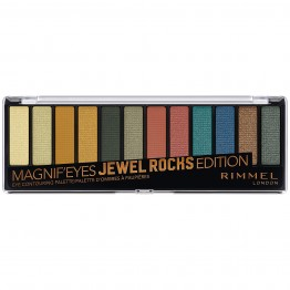 Rimmel Magnif'Eyes Eyeshadow Palette - 009 Jewel Rocks Edition