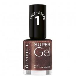 Rimmel Super Gel Nail Polish - 014 Hottie Choccie
