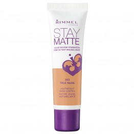 Rimmel Stay Matte Liquid Mousse Foundation - 303 True Nude