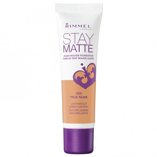 Rimmel Stay Matte Liquid Mousse Foundation - 303 True Nude