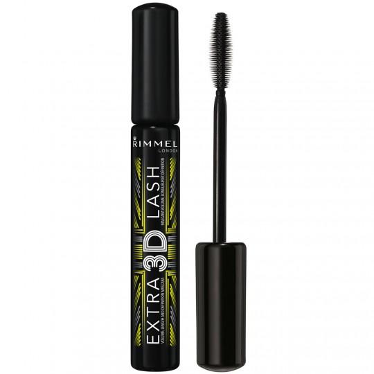 Rimmel Extra 3D Lash Mascara - 003 Extreme Black