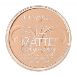 Rimmel Stay Matte Pressed Powder - 005 Silky Beige