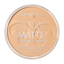 Rimmel Stay Matte Pressed Powder - 006 Warm Beige