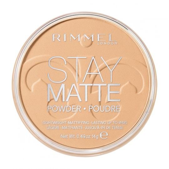 Rimmel Stay Matte Pressed Powder - 006 Warm Beige