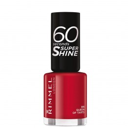 Rimmel 60 Seconds Super Shine Nail Polish - 315 Queen Of Tarts