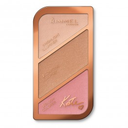 Rimmel Kate Sculpting Palette - 001 Golden Sands