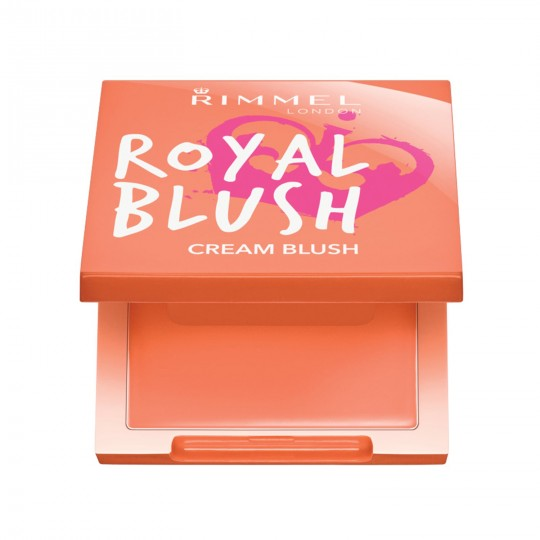 Rimmel Royal Cream Blush - 001 Peach Jewel