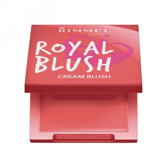 Rimmel Royal Cream Blush - 003 Coral Queen
