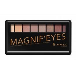 Rimmel Magnif'Eyes Eye Contouring Palette - 002 London Nudes Calling