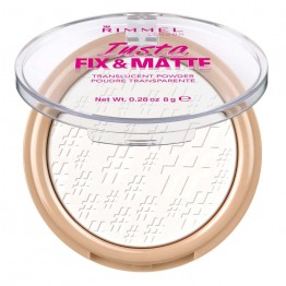 Rimmel Insta Fix & Matte Powder - Translucent