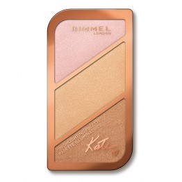 Rimmel Kate Highlighting Palette - 004 In The Bluff