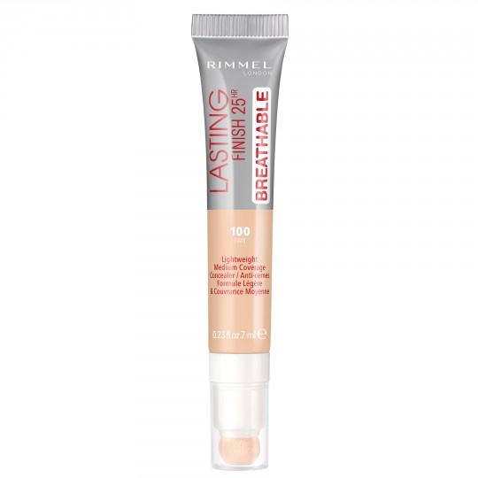 Rimmel Lasting Finish Breathable Concealer - 100 Fair