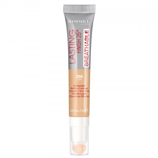 Rimmel Lasting Finish Breathable Concealer - 200 Light