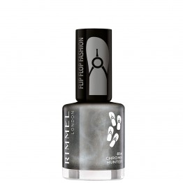 Rimmel 60 Seconds Flip Flop Nail Polish - 814 Chrome Hunter