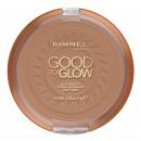 Rimmel Good to Glow Maxi Bronzer - 001 Sand